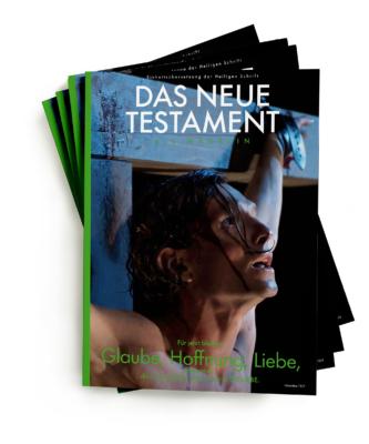 Bibel als Magazin